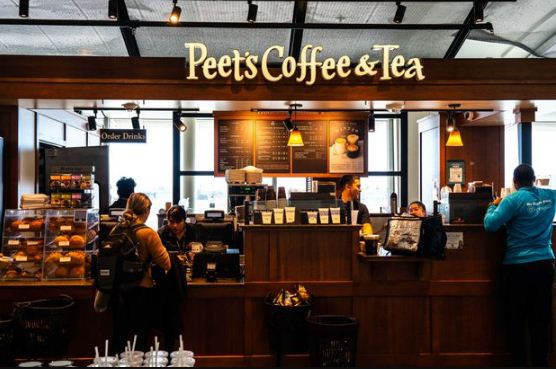 Peet's Coffee Guest Feedback Survey