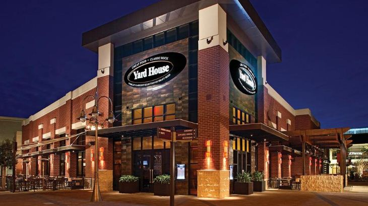 Yard House Satisfaction Survey