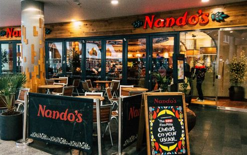 Nandos Customer Experience Survey