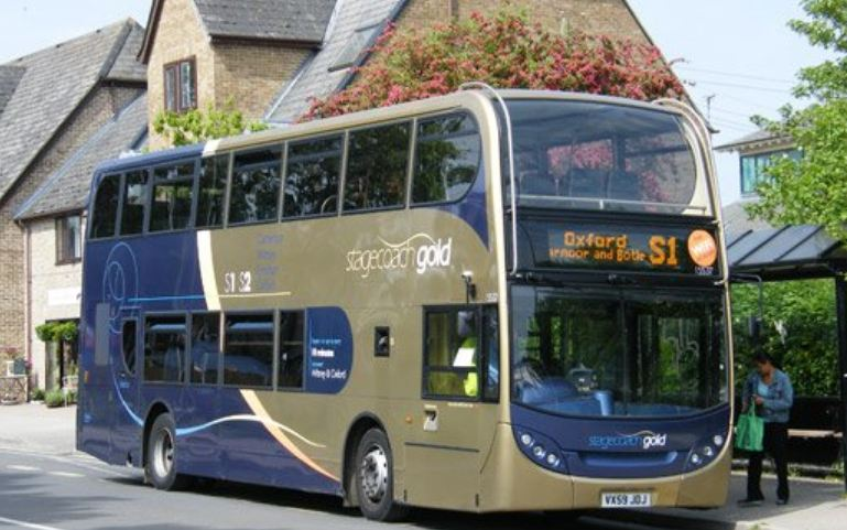 oxford bus Customer feedback survey