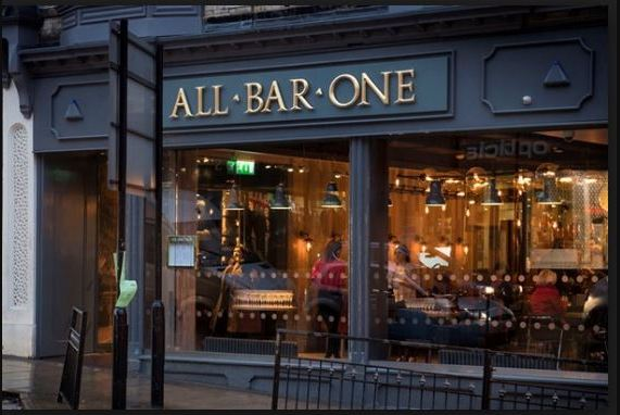 All Bar One Survey Outside