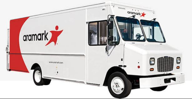 Aramark Healthcare Survey Vehicle