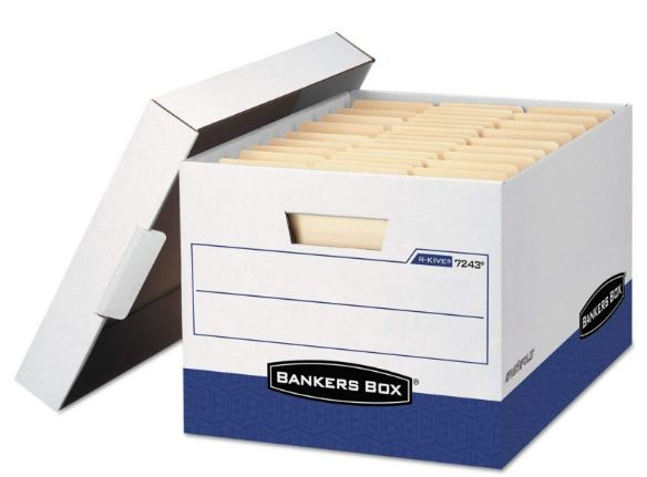Bankers Box Survey Product