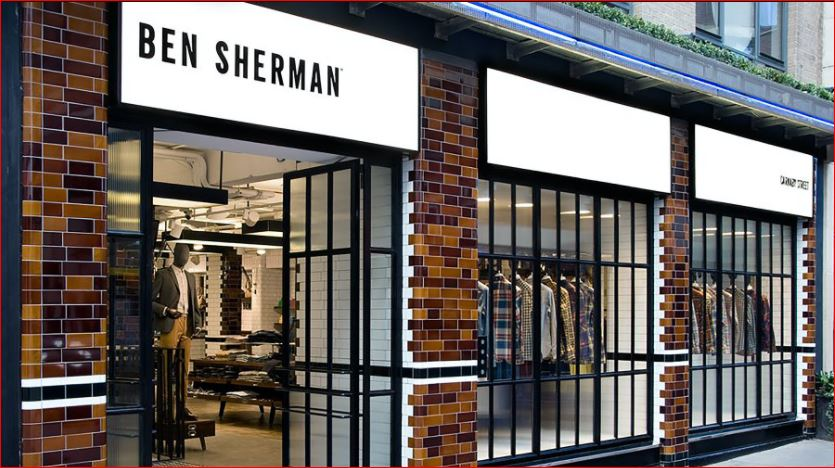 Ben Sherman Feedback Survey out