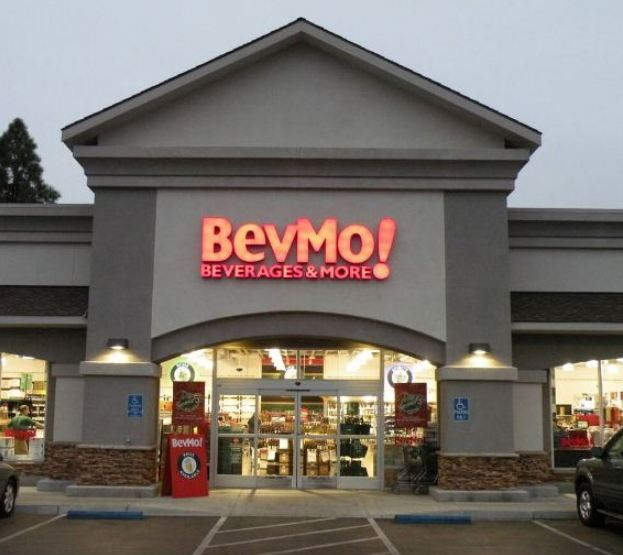 BevMo Survey Outside