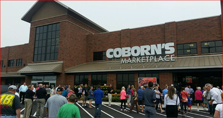 Coborn's Customer Feedback Survey Outside