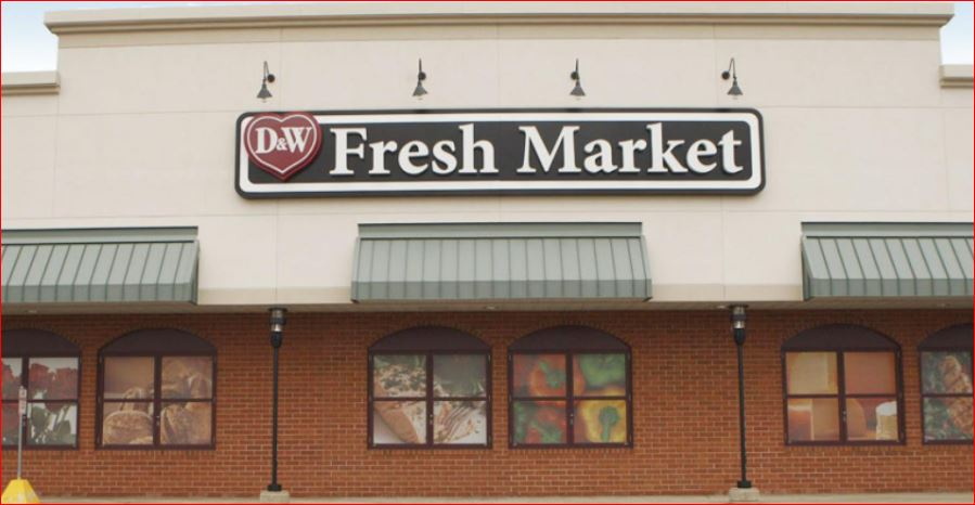 D&W Fresh Market Survey
