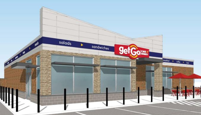 GetGo Survey Outside
