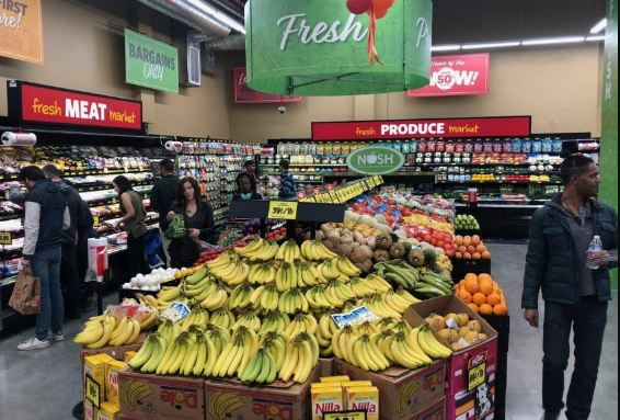 Grocery Outlet Survey Inside