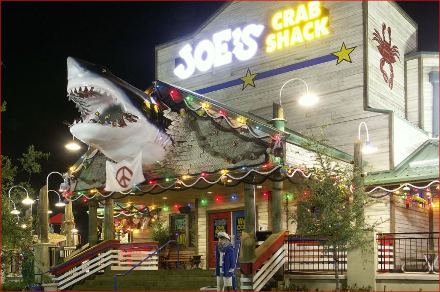Joes Crab Shack Survey Outside 1
