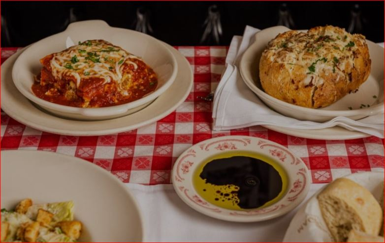 Maggiano's Little Italy Survey food