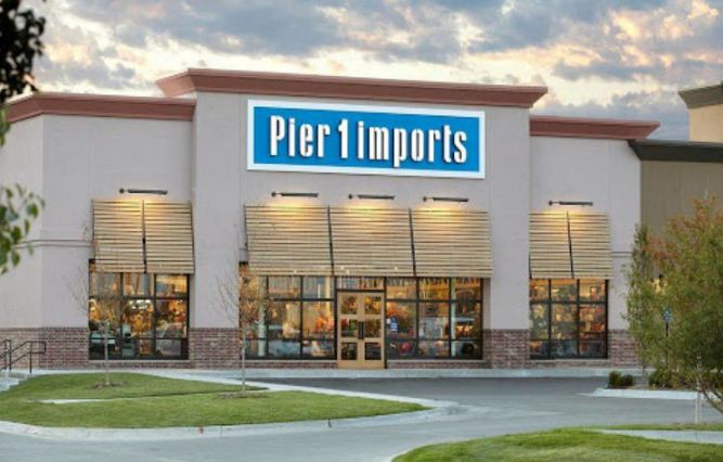 Pier 1 Imports Survey Outside