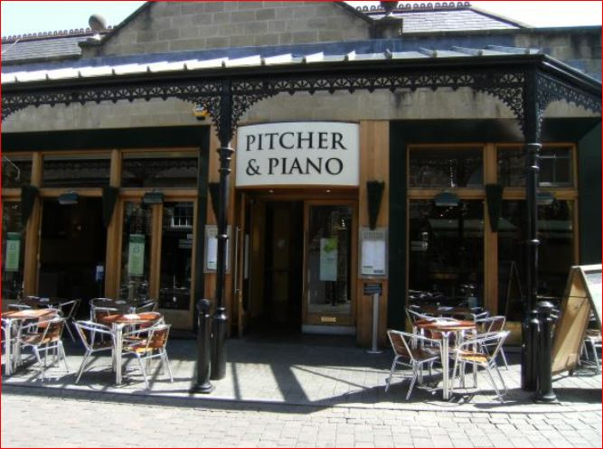 Pitcher and Piano Customer Satisfaction Survey
