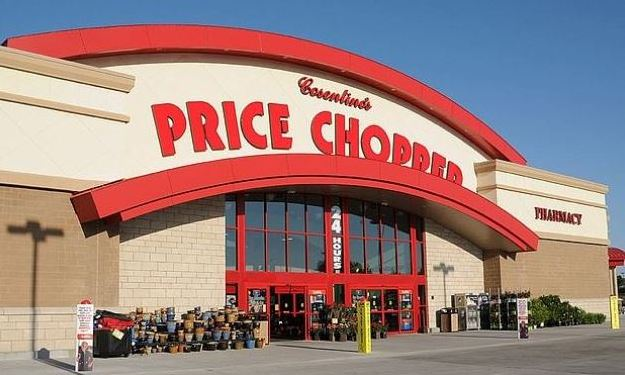 Price Chopper Survey Outside