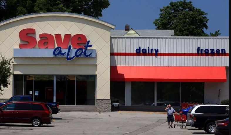 Save-A-Lot Food Stores Survey Outside
