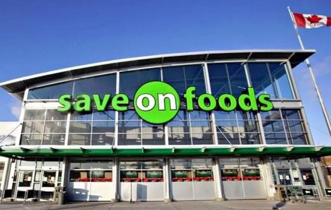 Save on Foods Survey Outside