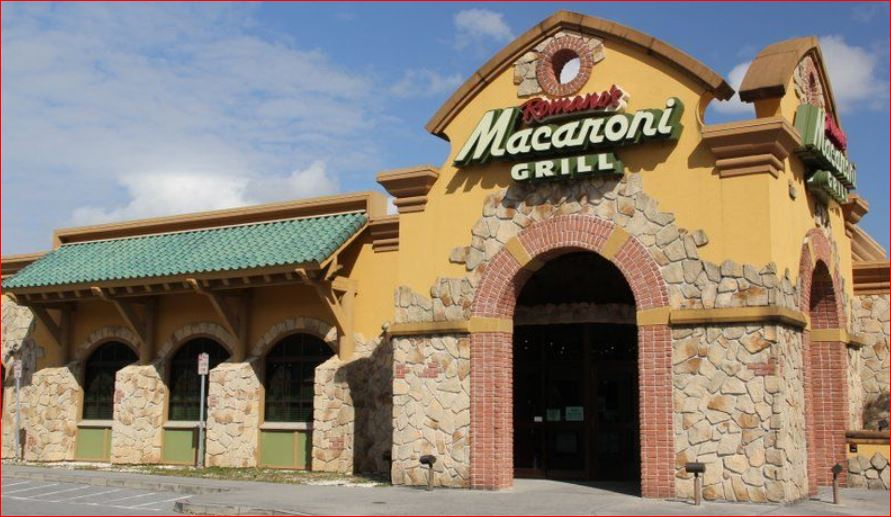 Macaroni Grill Customer Experience Survey
