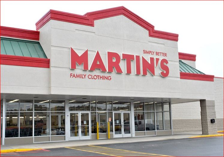 Martin's Family Clothing Customer Satisfaction Survey